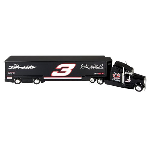 Nascar 1:64th Collector Hauler - # 3 Tribute Dale Earnhardt