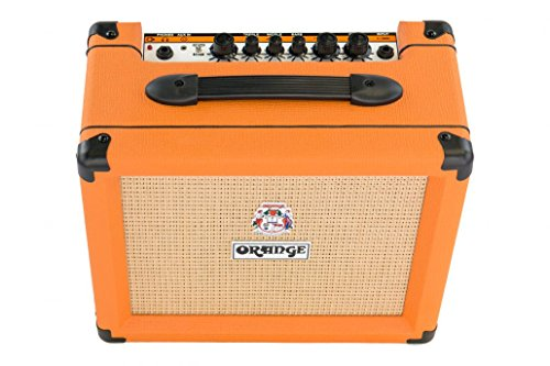 Orange Crush 20 Twin-Channel 20 W Guitar Amplifier, Orange by Orange