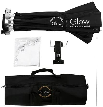 Glow ParaPop 38 Portable Softbox for Profoto Mount Light