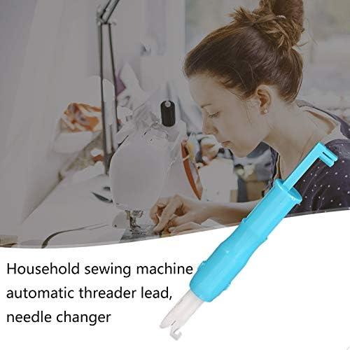 N//V m/áquina de coser autom/ática enhebrador de aguja de aguja cambiador de agujas de coser herramienta viejo enhebrador