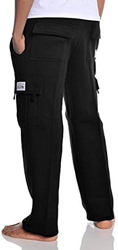 Pro Club Men's Heavyweight Fleece Cargo Pants