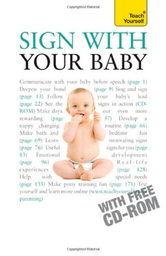 Download Sign with Your Baby (Teach Yourself) pdf