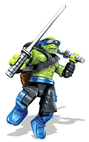 Mega Bloks Teenange Mutant Ninja Turtles: Out of The Shadows ...