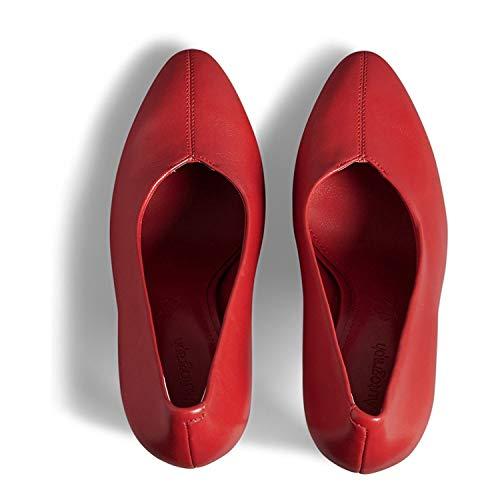 Con amp; Zeppa Red Donna Marks Sandali Spencer Tqpy0RwR1