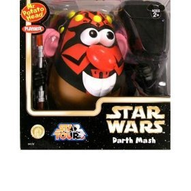 Disney Star Wars Darth Maul Potato Head Mash Doll