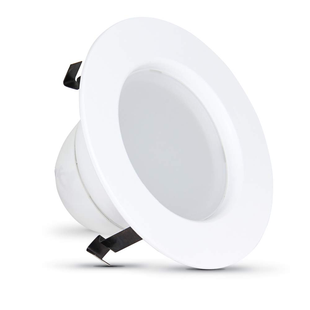 "FEIT Electric Enhance LED Retrofit Kit Recessed Light, 4"" 75W Equivalent Warm White (3000K) (LEDR4HO/930CA)"