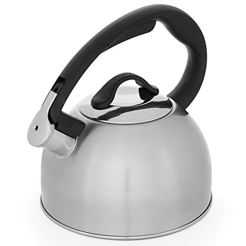 chantal stainless kettle - 9