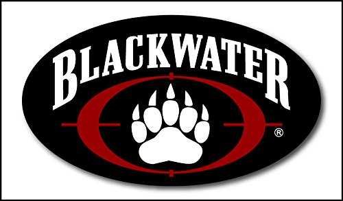 Blackwater Decal Sticker Academi Private Military Security Contractor Army