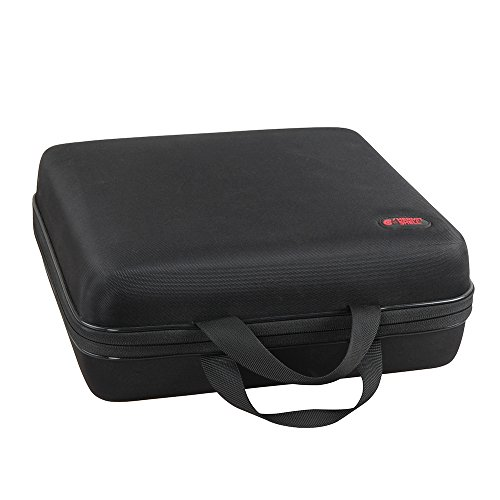 Hermitshell Hard EVA Travel Case Fits FIXEOVER GP100 Video Projector/GooDee Wireless LCD Projector