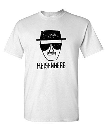 GOOZLER HEISENBERG Mens Cotton T Shirt