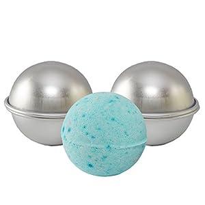 Metal bath bomb mold diy make lush bath - Bombe da bagno lush amazon ...