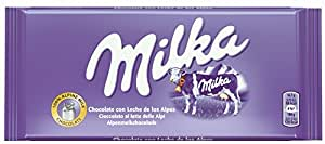 Milka (Germany) - Alpenmilch (Milk Chocolate) 3-Pack