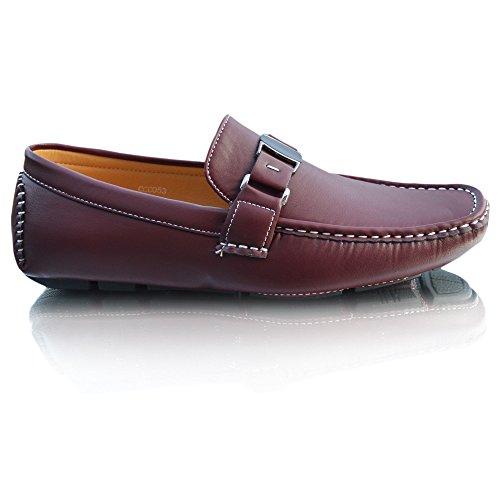 Xelay - botas sin cordones de tejido sintético y piel hombre oeF6Q