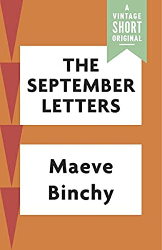 book cover of The September Letters