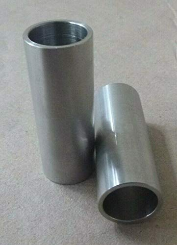 """5/8"""" ID x 3/4"""" OD x 2"""" Long Stainless Steel 303 Standoff Spacer SPACERS BUSHINGS (2pcs.)"""