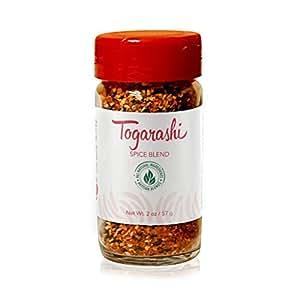 Togarashi (Shichimi Togarashi, Japanese 7 Spice), 2 Oz - Salt Free   UsimplySeason