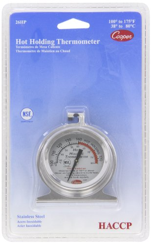 Cooper-Atkins 26HP-01-1 Hot Holding Thermometer by Cooper