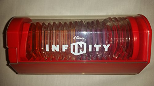 Disney Infinity 1.0 Complete Set of Series 2 Power Discs with Disc Storage Capsule