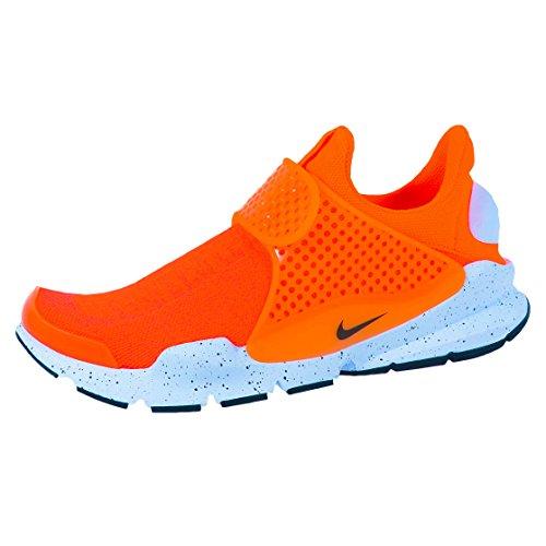 Gar Se Sock Orange Crimson Naranja Total Black Nike Chaussures Sport Dart white de on 8Y8PdE