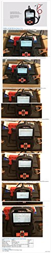 FOXWELL BT100 PRO 6V 12V Car Battery Tester For Flooded AGM GEL 100 to 1100 CCA 200 AH Test 6 V 12 Volt Automotive Analyzer New by YARUIFANSEN (Image #8)
