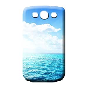 samsung galaxy s3 cover Top Quality High Quality phone cover shell sky blue air white cloud