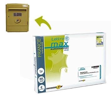 La Poste Pret A Poster Lettre Max Marchandises La Poste Format Xl
