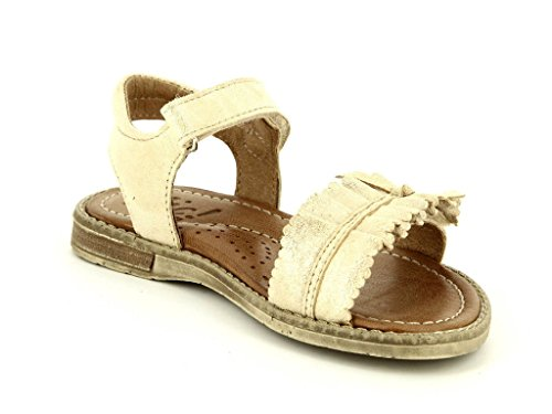 clic! 8158-AL Kinder Sandale in Weit Beige