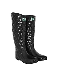 Moneysworth and Best Women's  Trend Rubber Boots