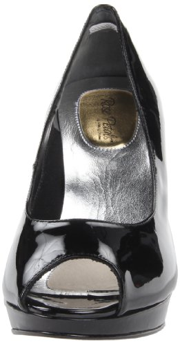 Women's Platform Prom Patent Black Walking Cradles w48q5gqf