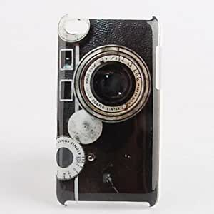 JOE Protective Camera Aperture Pattern Case for iPod Touch 4