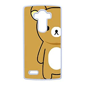 New Style Cute Bear Image Phone Case For LG G4
