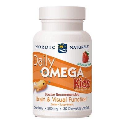Nordic Naturals - Omega quotidiens Kids - 30ct