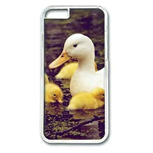 "Baby Duck Case for iPhone 6(4.7"") PC Material Transparent-Fits iPhone 6(4.7"") T-Mobile,AT&T,Sprint,Verizon and International"