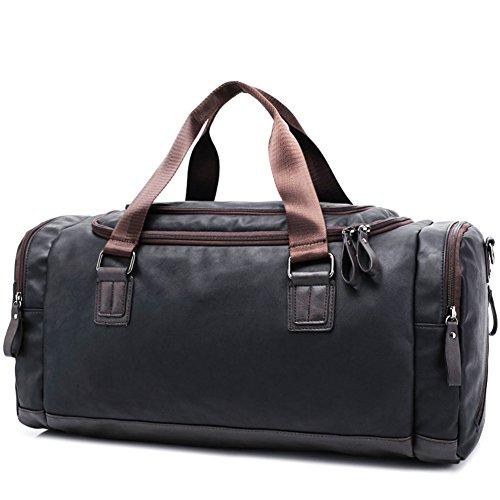 Womleys Leather Handbag Weekend Overnight
