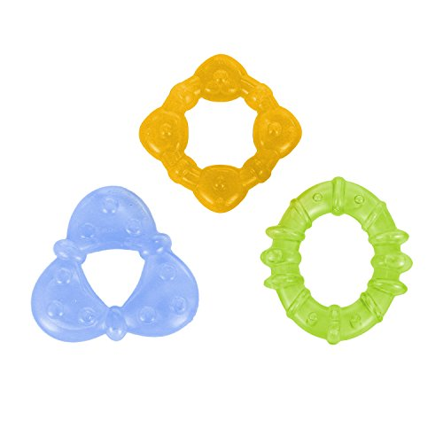Image of Teethers for Molars: Bright Starts Chill & Teethe Teething Toy