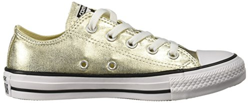 White Black Converse Zapatillas Star unisex All Light Hi Gold B668r0wqf