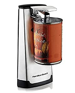 New! Hamilton Beach Electric Can Opener 76700 Extra Tall Knife Sharpener ;#G344T3486G 34BG82G238720