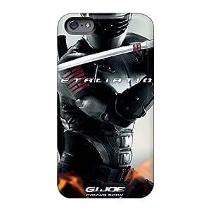 Iphone 6 JfN8159KFAg Unique Design Realistic Rise Against Pictures Protector Hard Phone Cover -LauraAdamicska