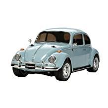 1/10 RC Car Series No.572 Volkswagen Beetle (M-06 chassis) 58 572 (japan import)