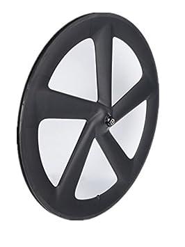 YouCan bicicleta 700 C ruedas Tubular de carbono doblar cinco continúa 20,5 mm de ancho para bicicleta de carretera delantero y trasero: Amazon.es: Deportes ...