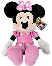 Simba 6315878711Pro Disney Pluche Minnie Mouse Figuur, 61 cm