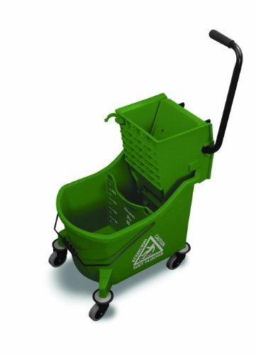 O'Cedar Commercial 6980 MaxiPlus Mop Bucket and Wringer, Green by O-Cedar Commercial