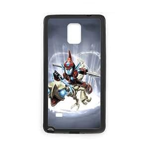 Samsung Galaxy Note 4 Cell Phone Case Black_Jet Vac (2) Vlkdu