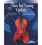 [(Solos for Young Violists, Vol 3: Selections from the Viola Repertoire )] [Author: Barbara Barber] [Mar-2003]