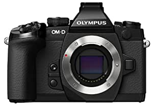 Olympus OM-D E-M1 Compact System Camera - International Version (No Warranty)