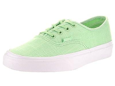 Vans Unisex Authentic (Hemp Linen) Skate Shoe