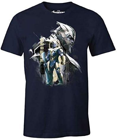 T-Shirt Avengers Endgame Marvel Thanos Warlord