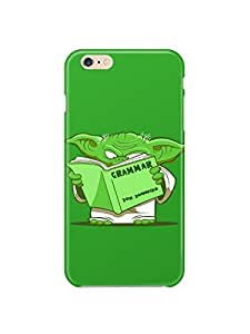 """ip60485 Yoda Reading Grammar Book Glossy Case Cover For Iphone 6 (4.7"""") by runtopwell"""