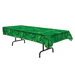 Palm Leaf Table Cover (54 In. X 108 In.)