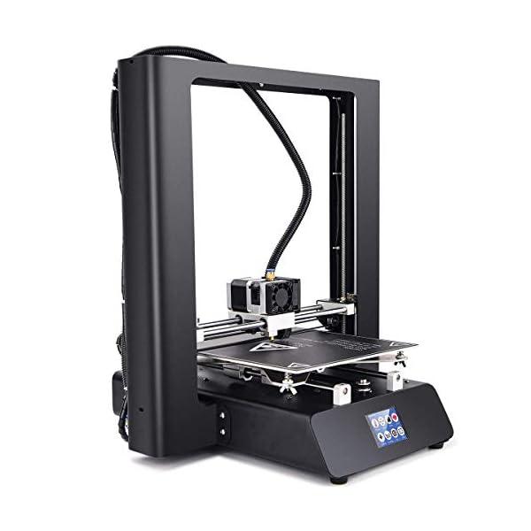 ZD-ONE 3D Printer 99% Assembled Sheet Metal Wireless Pro 3D Printer with Offline...